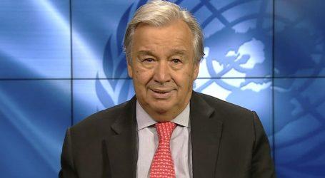 Έκκληση του Γενικού Γραμματέα Αντόνιο Γκουτέρες να αποφευχθεί ένας νέος ψυχρός πόλεμος