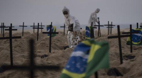 Ξεπέρασαν τους 138.000 οι θάνατοι στη Βραζιλία