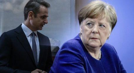 Ικανοποίηση από το Βερολίνο για την επανεκκίνηση του διαλόγου Ελλάδας-Τουρκίας