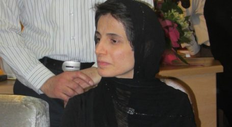 Η δικηγόρος Νασρίν Σοτουντέχ επιστρέφει στη φυλακή μετά τη νοσηλεία της