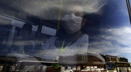 869 θάνατοι το τελευταίο 24ωρο στη Βραζιλία