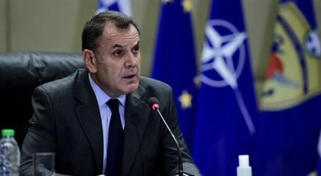 Οι εξελίξεις στην Ανατ. Μεσόγειο στο επίκεντρο συνάντησης του Παναγιωτόπουλου με την πρέσβη της Πορτογαλίας