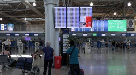 Με αρνητικό τεστ Covid-19 στην Ελλάδα οι ταξιδιώτες από την Τσεχία