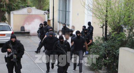 Ποινική δίωξη για κακούργημα σε βάρος ενός εκ των τριών συλληφθέντων στο Κουκάκι