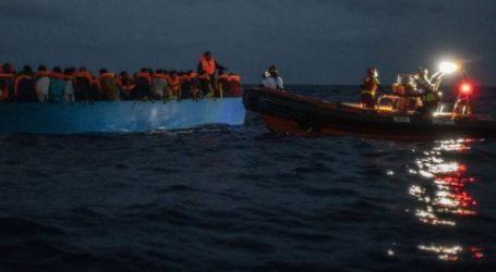 Η ακτοφυλακή εμπόδισε 284 μετανάστες να κινηθούν προς την Ευρώπη
