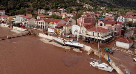 Κλιμάκιο της ΝΔ στις πληγείσες περιοχές της Κεφαλονιάς