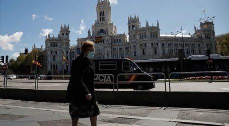 Η Ισπανία επεκτείνει τα μέτρα περιορισμού στην Μαδρίτη