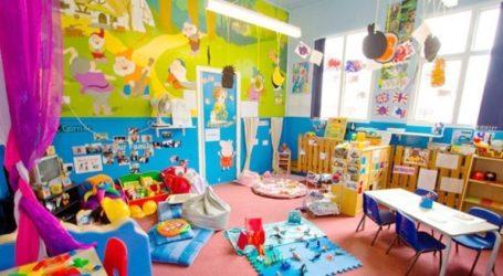Κλείνουν πέντε παιδικοί σταθμοί λόγω κρουσμάτων κορωνοϊού