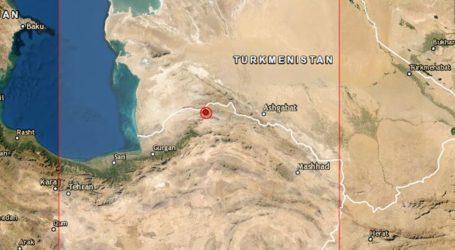 Σεισμική δόνηση 5,2 R στο Τουρκμενιστάν