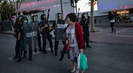 Σε «σοβαρό κίνδυνο» η Μαδρίτη εάν δεν ληφθούν αυστηρότερα μέτρα κατά του κορωνοϊού
