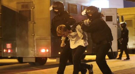 Νέες συλλήψεις κατά τη διάρκεια κινητοποιήσεων εναντίον του προέδρου Λουκασένκο
