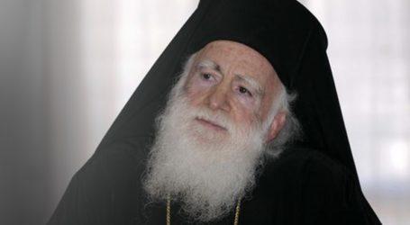 Σε κρίσιμη κατάσταση στο ΠΑΓΝΗ ο αρχιεπίσκοπος Κρήτης Ειρηναίος