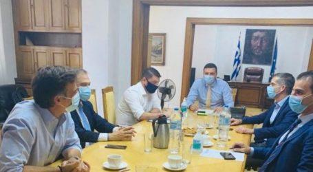 Νέα δέσμη δράσεων για την πανδημία από τον Δήμο Αθηναίων, το Υπουργείο Υγείας και την Πολιτική Προστασία