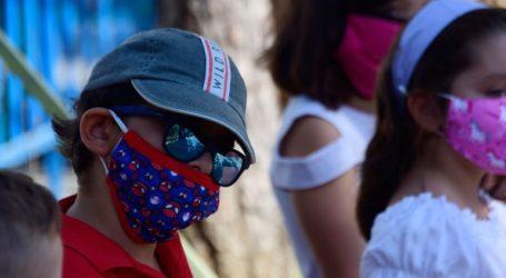 Τα παιδιά έχουν 44% λιγότερες πιθανότητες να κολλήσουν Covid-19, σύμφωνα με βρετανική ανάλυση