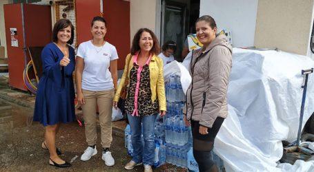 Με μεγάλη επιτυχία ολοκληρώθηκε στην Έδεσσα η καμπάνια της «Πρωτοβουλίας Έμπρακτης Αλληλεγγύης για την Καρδίτσα»