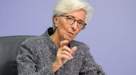 Η Ευρωπαϊκή Κεντρική Τράπεζα παραμένει έτοιμη για περισσότερη νομισματική στήριξη