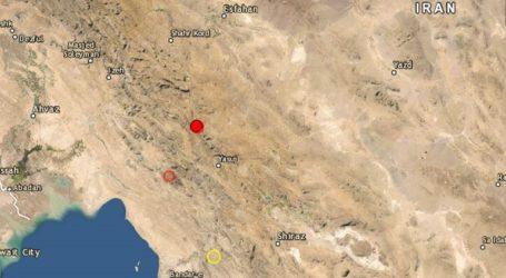 Σεισμική δόνηση 5 Ρίχτερ στο κεντρικό Ιράν