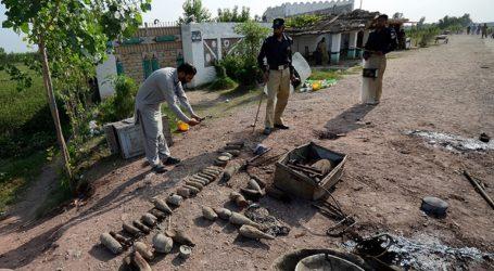 Πέντε νεκροί από έκρηξη παλιάς οβίδας