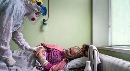 Ρεκόρ 4.027 νέων κρουσμάτων κορωνοϊού κατέγραψε σε ένα 24ωρο η Ουκρανία