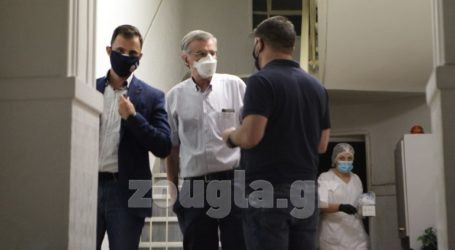 Τσιόδρας: «Η Αθήνα δεν πάει καλά»
