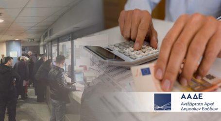 Παρατείνεται έως και τις 7 Οκτωβρίου 2020 η προθεσμία της ηλεκτρονικής υποβολής των δηλώσεων ΦΠΑ