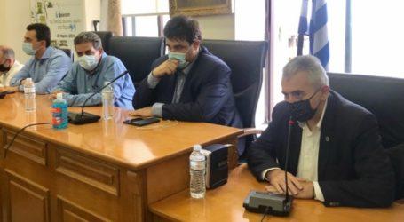 Χαρακόπουλος από Φάρσαλα: Βιβλική καταστροφή, αλλά άμεσα τα κυβερνητικά αντανακλαστικά