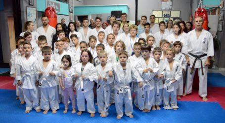 Άρχισαν οι εγγραφές και οι προπονήσεις στον Αθλητικό Σύλλογο Kyokushinkai Karate του Γ. Στεφάνου