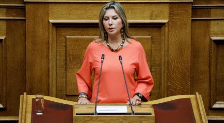Ζέττα Μακρή: Δικαιούχοι και ποσό αποζημίωσης στους ελαιοπαραγωγούς – δυναμική ενίσχυση του ελληνικού ελαιολάδου εάν εγκρίνει  η Ε.Ε.