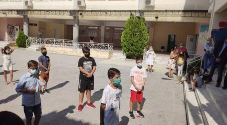 Διαφορετικός ο φετινός αγιασμός στα σχολεία της Λάρισας: Ιερώνυμος: Αυτή η γενιά έχει ευθύνες – Καλογιάννης: Πρωτόγνωρες οι στιγμές (φωτο – βίντεο)