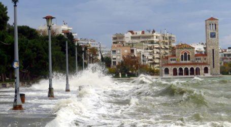 Πότε θα χτυπήσει τη Μαγνησία ο μεσογειακός κυκλώνας – Δείτε LIVE την πορεία του