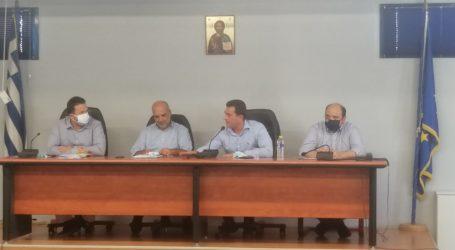 Χρ. Τριαντόπουλος: Σε Αλμυρό και Ν. Αγχίαλο ο Υφυπουργός Αγροτικής Ανάπτυξης Κώστας Σκρέκας