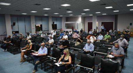 Λάρισα: Χωρίς «λευκό καπνό» και το σημερινό δημοτικό συμβούλιο για το δάνειο της καθαριότητας