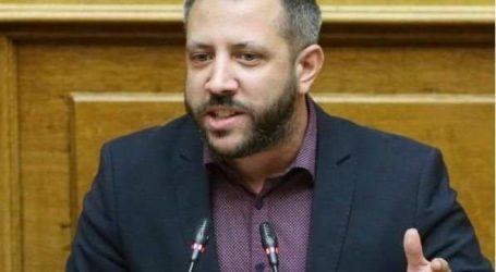 Αλ. Μεϊκόπουλος: «7 μήνες πανδημίας, 7 μήνες οι πολίτες πληρώνουν τα τεστ από την τσέπη τους»