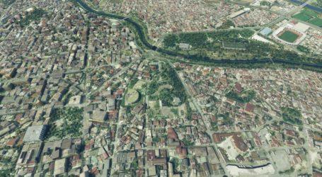 Λαρισαίοι γίνονται …πιλότοι και πετάνε ψηφιακά πάνω από την πόλη μας – Δείτε φωτογραφίες