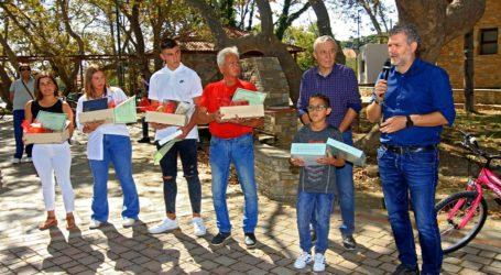 Εορτασμός Παγκόσμιας Ημέρας Τουρισμού στο Δήμο Αγιάς