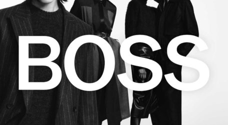 To μοναδικό BOSS Outlet Store της Θεσσαλίας έρχεται στο Fashion City Outlet!