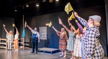 Άρχισαν οι εγγραφές για τα Βιωματικά Σεμινάρια Θεάτρου της Πειραματικής Σκηνής