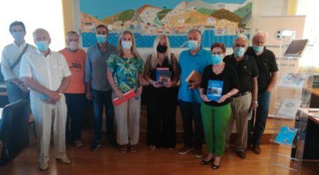 Δωρεάν βιβλία Βολιωτών συγγραφέων στα σχολεία της Μαγνησίας από την Περιφέρεια Θεσσαλίας