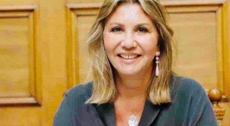 Ικανοποίηση της Ζέττας Μακρή για την μείωση μισθωμάτων στις Κουκουναριές