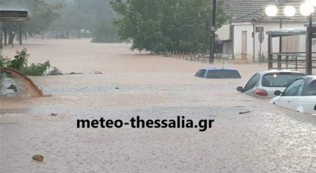 Βιβλικές καταστροφές σε Φάρσαλα και Μουζάκι