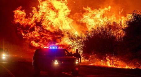Πύρινη κόλαση σε Όρεγκον και Καλιφόρνια