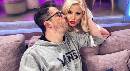 Χάρης Βαρθακούρης: Η Αντελίνα ήταν μαζί του στα παρασκήνια του Big Brother