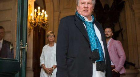 Ο Gerard Depardieu βαφτίστηκε χριστιανός ορθόδοξος στο Παρίσι