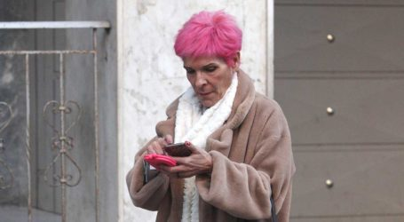 H Σοφία Βόσσου διέψευσε κατηγορηματικά τo δημοσίευμα που την θέλει στο νοσοκομείο