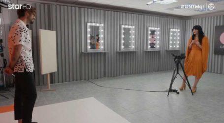 Πρεμιέρα GNTM 3: Η Ζενεβιέβ Μαζαρί έδωσε… σκυτάλη στον Γιώργο Καράβα