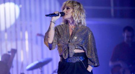 Σπύρος Δημητρίου: Στο πλευρό της Ελεονώρας Ζουγανέλη στη συναυλία της στο Βεάκειο