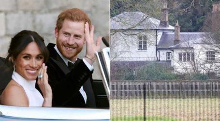 Η Meghan και ο Harry αποπλήρωσαν τα 2,4 εκατ. λίρες για την ανακαίνιση του Frogmore Cottage
