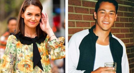 Αυτός είναι ο νέος έρωτας της Katie Holmes μετά τον Jamie Foxx