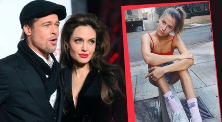 Έξαλλη η Angelina Jolie με τη νέα σχέση του Brad Pitt με την 27χρονη Nicole Poturalski