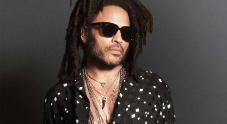 O Lenny Kravitz κλέβει τις εντυπώσεις στην καμπάνια για το νέο άρωμα YSL